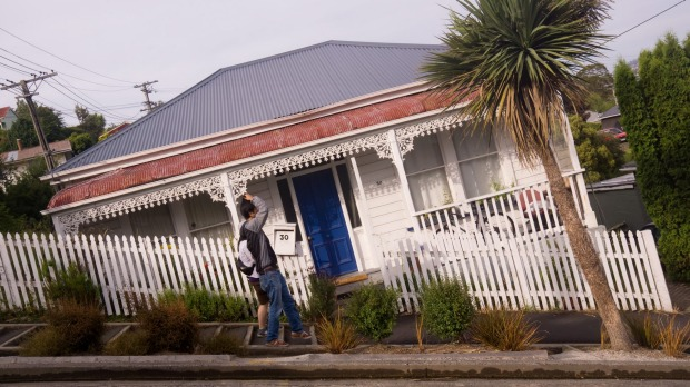 Baldwin Street, Dunedin, has been a drawcard for tourists for many years.