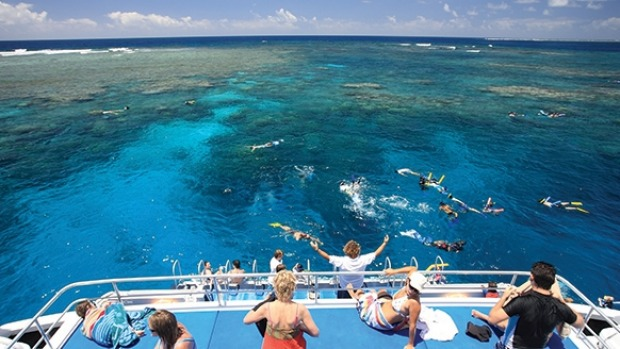 Calypso Cruise, Great Barrier Reef.