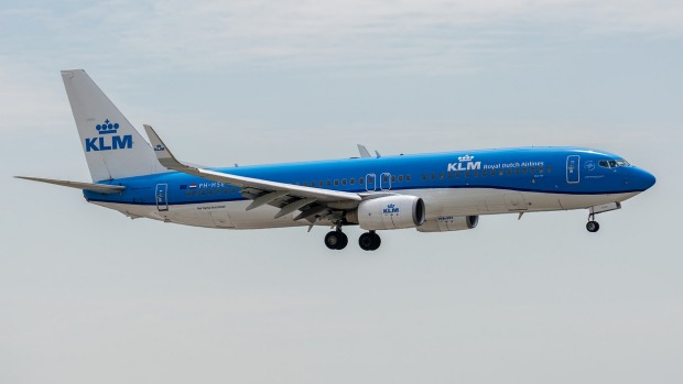 KLM claim their breastfeeding policy is to 'keep the peace' among passengers.