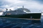 Supplied PR image for Traveller. Seabourn Venture cruise ship launching in 2021