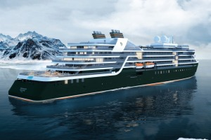 The Seabourn Venture will launch in 2021.