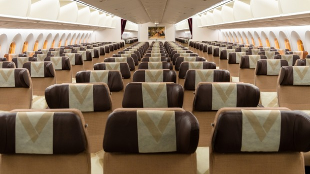 There's no accurate answer to which seat is the safest on a commercial plane.