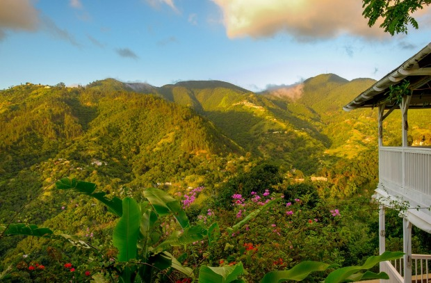 The Blue Mountains, Jamaica: Dominating eastern Jamaica, the Blue Mountains are where Jamaica's reputation for being ...
