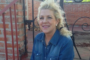 Jennifer Clement is appearing at the Byron Bay and Bendigo writers festivals.