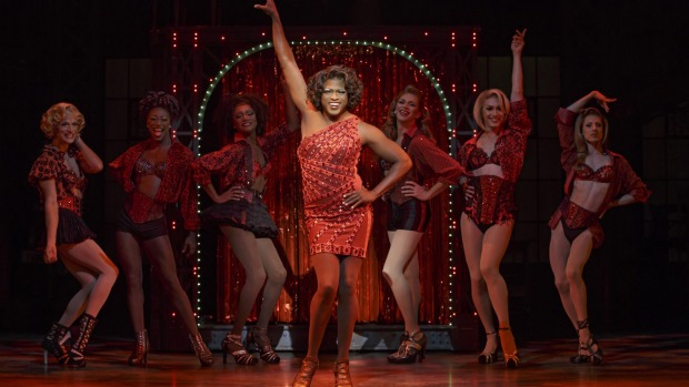 Kinky Boots is one of the many hits shows on Broadway.