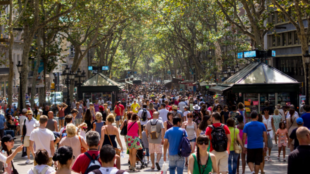 Barcelona pickpockets dressed as nuns: I fell for the oldest scam in the book