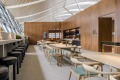 Cathay Pacific's new Shanghai Pudong lounge.