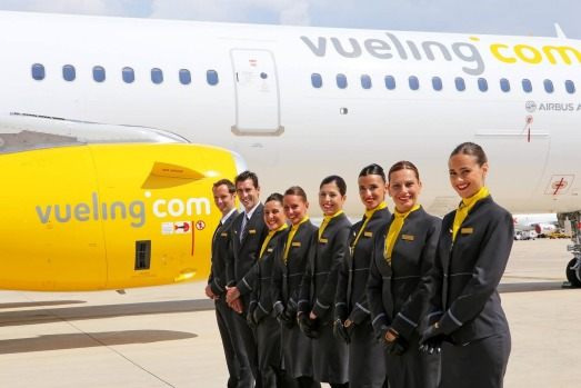 Vueling: The Spanish carrier had the recent dubious honour of being recognised as the most delayed airline flying to the ...