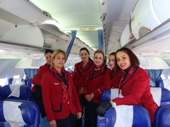 Tunisair: Claim Compass, which assesses airlines on the somewhat bizarre twin criteria of on-time performance and how ...
