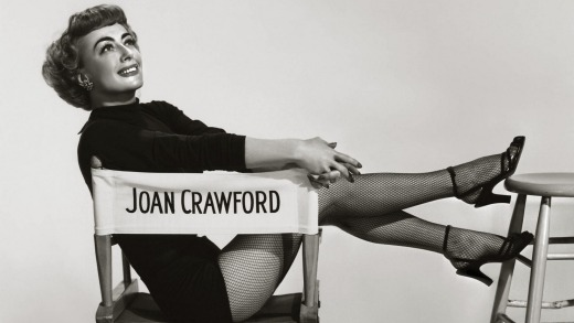 Joan Crawford in 1953.