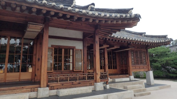 Korea Furniture Museum in Seoul.
