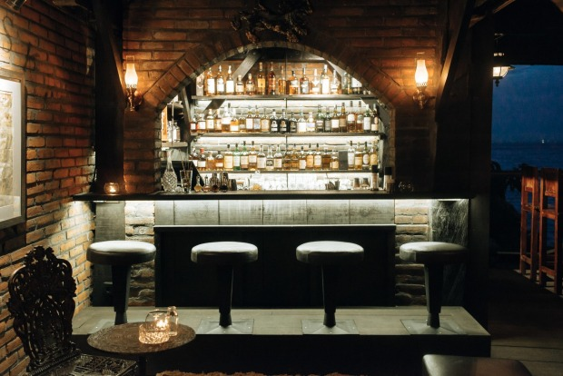 VISIT A WHISKY BAR Don't let the Balinese barman in the kilt or the suit of armour at the door fool you – The Howff ...