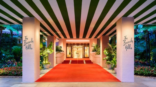 The Beverly Hills Hotel is still the benchmark in absolute luxury and style in Los Angeles.