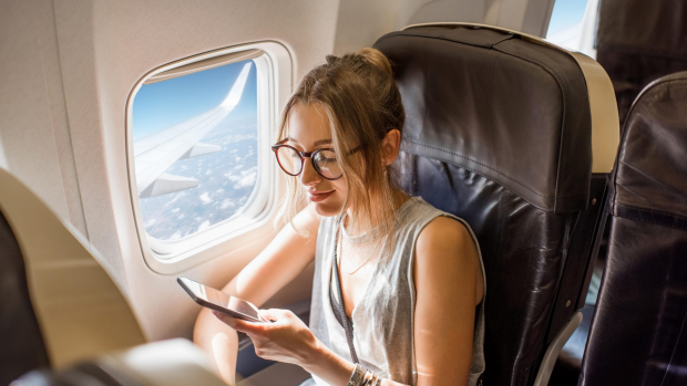 Switch your phone to flight mode or you could be charged hundreds of dollars