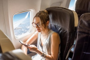 Inflight wifi gives passengers a whole new reason to switch their phones to flight mode.
