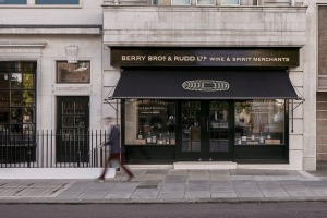 Berry Bros. & Rudd, perched quietly on the corner of Pall Mall and St James's Street, is one of the UK's most ...