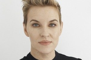 New York is not Kate Mulvany's favourite city in the world, but it's the one that seems to keep luring her back.