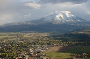 Carbondale, in Colorado's lower Roaring Fork Valley, is how Aspen used to be.