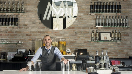 The potatoes aren't the only stars of Carbondale; Marble Distilling is another.