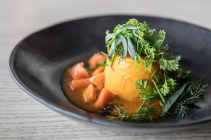 The bistro-style Point Leo Restaurant, on Victoria's Mornington Peninsula, is a relaxed venue but there are no shortcuts ...