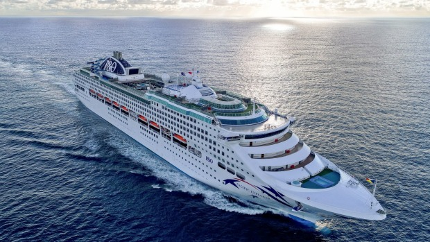 Pacific Explorer is running three-night comedy cruises from Sydney.