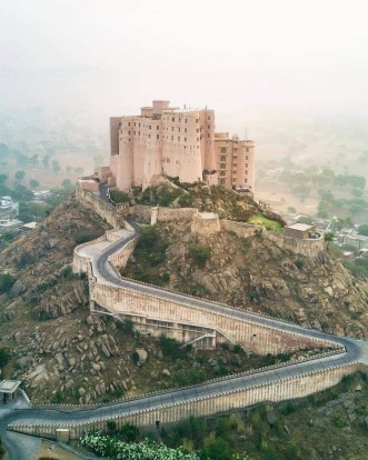 Alila Fort Bishangarh, India: If it's an actual fort you're wanting, then this effort in Rajasthan has the full looks ...