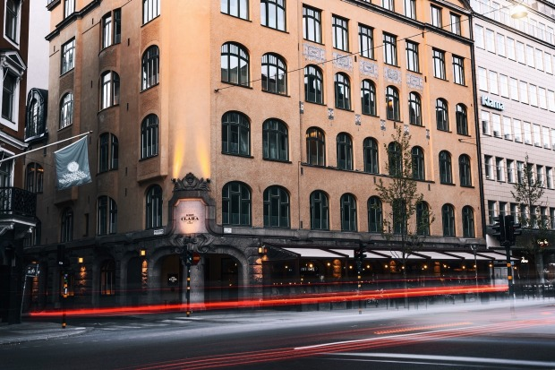 Miss Clara by Nobis, Stockholm: One of Stockholm's most glorious art nouveau buildings is now a stylish hotel, but it ...