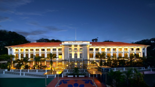 Hotel Fort Canning, Singapore: Fort Canning Park is arguably the most historic part of Singapore – it's where the kings ...