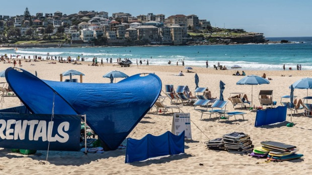 Bondi's chairs are amongst the most expensive in the world.