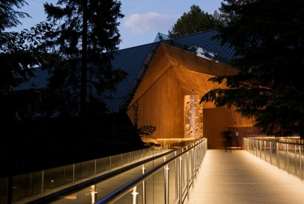 VISIT THE AUDAIN ART MUSEUM  A ski resort is an unlikely setting for one of Canada's most distinguished art museums. ...