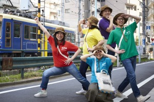 OMO5 has walking tours for its guests – with a twist.