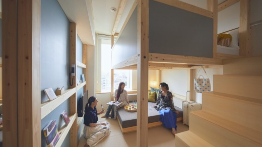 Japan's architects are masters of minimalism, and OMO5's rooms are proof.