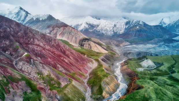 Bring your hiking boots; Kyrgyzstan is all about the spectacular trekking.