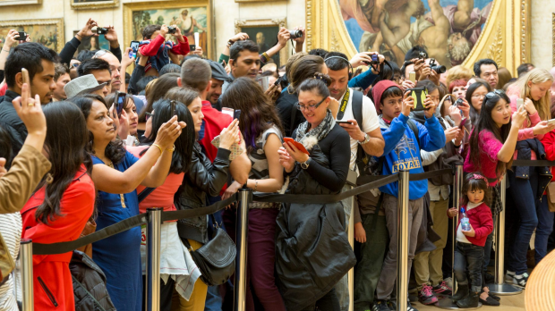 Travel quiz, August 23, 2019: How many people visit the Louvre to see the Mona Lisa every day