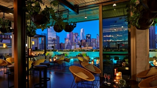 Luxury Escapes has a deal at the QT Melbourne for a night's accommodation, a $50 dining voucher and rooftop cocktails ...