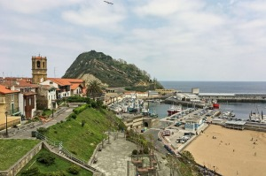 Getaria is famous for seafood.