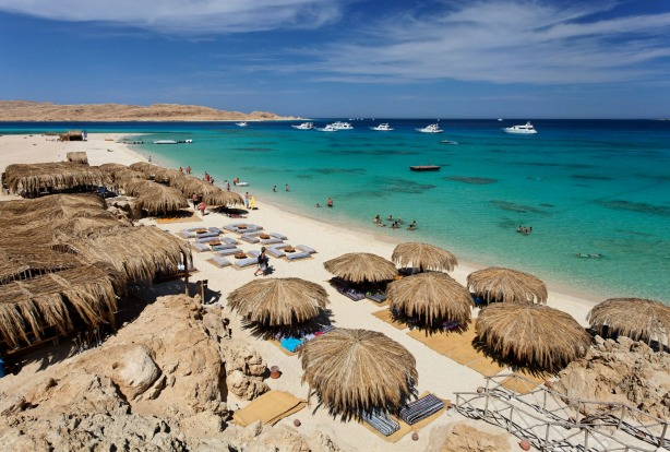 Hurghada, Egypt: Egypt's Red Sea resorts have dwindled in popularity with Europeans in recent years due to terrorist ...