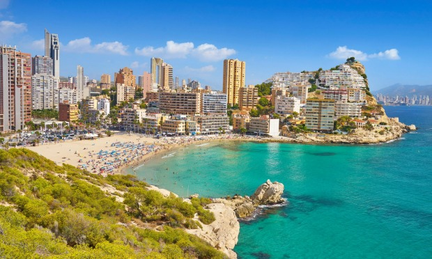 Benidorm, Spain: Of the Spanish coastal resort towns, Benidorm to the south of Valencia is the most notorious. It ...