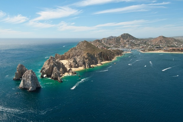 Cabo San Lucas, Mexico: On Mexico's Pacific coast, Cabo San Lucas is at the tip of the Baja California peninsula and has ...