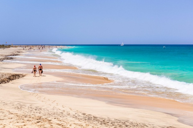 Sal, Cape Verde: When most people think of desert islands, they're actually thinking of relatively lush spots with palm ...