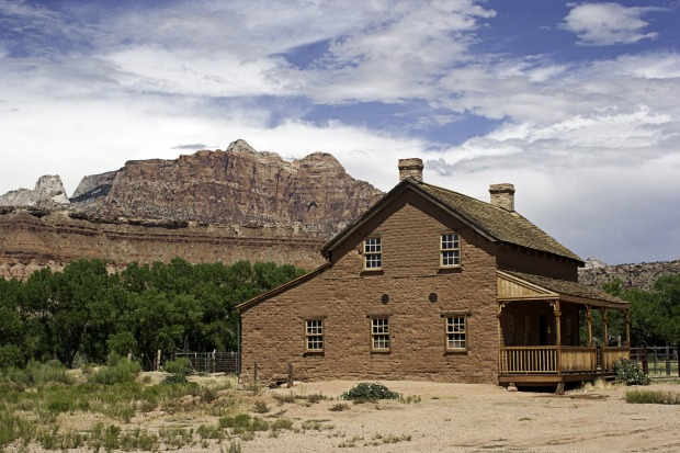 GRAFTON, NEAR ZION NATIONAL PARK: This year is the 50th anniversary of arguably the best buddy/outlaw movie of all time, ...