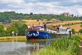 "European Waterways offers a ""Wine Appreciation Cruise"" aboard L'Impressionniste in Burgundy, Frances."