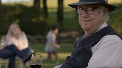 South Australia Tourism new 'Old Mate' ad for Adelaide. Grab from ad on YouTube