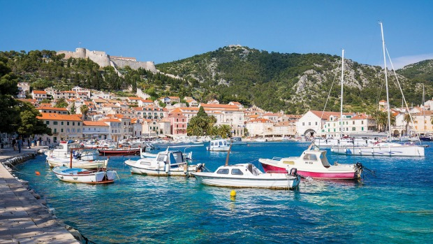 See the best of Croatia's coastline with Bunnik Tours.