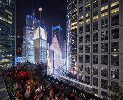 ST CLOUD ROOTOP BAR, KNICKERBOCKER HOTEL: Times Square should be avoided at all costs, right? It's crass, crowded – ...