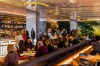BAR ROOM AT THE MODERN: The Modern, a two Michelin-starred restaurant with food by Abram Bissell, is revered not only ...