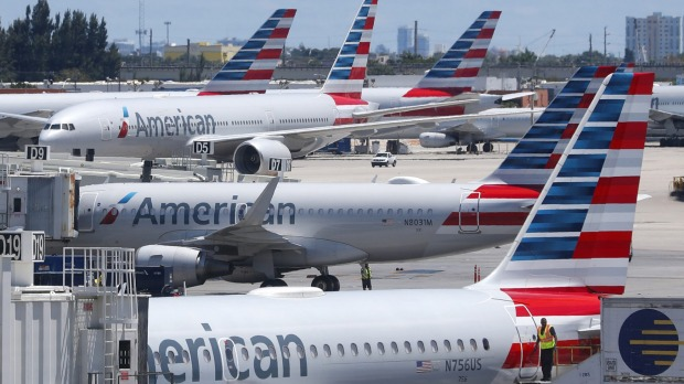 """A woman who uses a wheelchair and is legally blind was told to """"hold it"""" by crew on American Airlines."""
