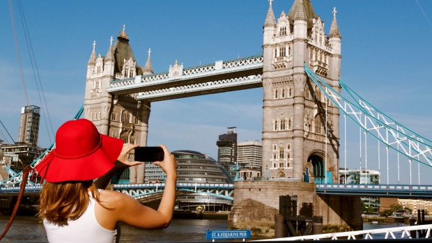 London may seem familiar, even if you've never been there. But there are surprises in store.