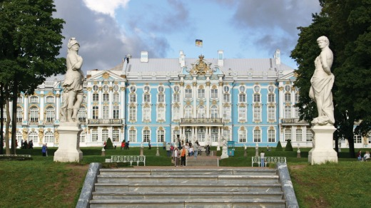 Catherine's Palace.