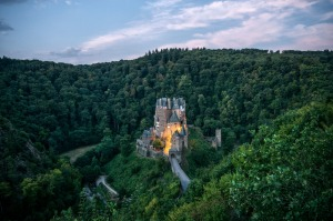 Burg Eltz in Germany.